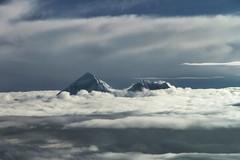 Everest (Txaro Franco) Tags: everest monte mendia cordillera nube cloud hodeia hodeiak nubes martesdenubes nepal nwn chomolungma sagarmth tibet