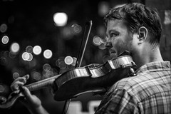 The Sound of Music (Geoff Livingston) Tags: scottish fiddler violin music night alexandria oldtown virginia king street string