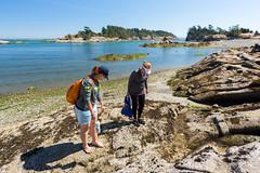 """Don't step on the barnacles"" (erickPDX) Tags: sanjuanislands orcasisland demorcas washington pnw"