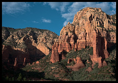 Sedona (Josh Joyce) Tags: sedona arizona desert redrock mesa mountains