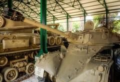 AML-90 Penhard Light Armored Car (maskirovka77) Tags: israeldefenseforces idf museum idfmuseum tanks m48 outdoors hdr armoredcar artillery antiaircraft armoredpersonnelcarrier bridgingequipment