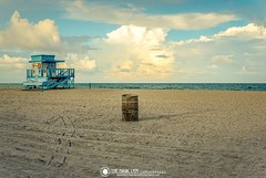 Haulover Beach Sky (TheMagicLensPhotography) Tags: beach nature sea sunset