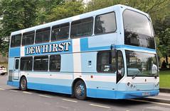 YJ04HSD Dewhirst in York (martin 65) Tags: transport travel transdev westyorkshire west road yorkshire stevonsons york coastliner wrightbus gemini leyland olympian volvo vehicle bus buses dewhurst e200 e300 enviro