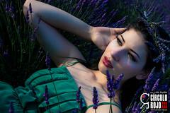 Shooting-Lavanda-167 (Ardo Gwyddon) Tags: brihuega fashion lavanda models shootinglavanda sun campo modelo vestido verde face portrait retrato cara diademadeflores diadema flores