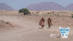 Its a Long Way to Orupembe (Daniel Doswald) Tags: orupembe himba namibia
