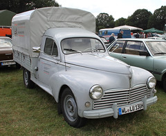 203 Camionette (Schwanzus_Longus) Tags: furgonette ute old 203 car classic france french german germany lion oldtimer peugeot pick saloon truck up vehicle vintage wagon camionette pickup auto fahrzeug linien outdoor tostedt