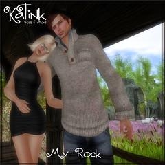 KaTink - My Rock (Marit (Owner of KaTink)) Tags: katink my60lsecretsale 60l secondlife sl 60lsales