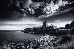 Inchcolm Abbey (MacLeanPhotographic) Tags: boat boattrip bridge fujifilm inchcolm island landscape maidoftheforth scotland xt2 travel abbey church lee09ndgrad