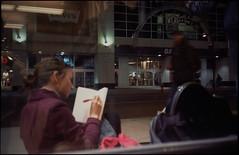 On Yonge Street, Toronto (~ Nando ~) Tags: street film analog 35mm photography kodak streetphotography olympus 35mmfilm 400 stylus analogue 135 negativescan portra epic f28 selfdeveloped c41 nikoncoolscanved vuescan mjuii k2unicolorc41