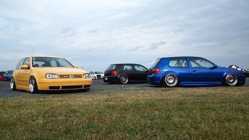 Mk4 VW Golf and GTI