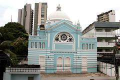 SINAGOGA SHAAR HASHAMAIN (Moises Unger) Tags: brazil para belem amazonia sinagogue sinagoga shaar hashamain