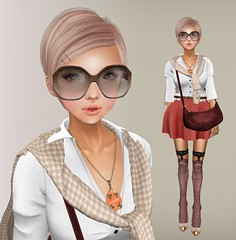 LotD 6th April (+Cocoro+) Tags: fashion no tram mg secondlife pesca league drift tsg candymountain jesuis teefy poeticcolors colormehof thesecretstore iruco fameshed