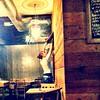 pub #bar #woman #waitress #wood #light... (amandact_01) Tags: wood light woman london bar menu chalk pub waitress chalkboard iphone northlondon sneakyshot iphone4 igers iphonesia igerslondon iphone4only uploaded:by=flickstagram instagram:photo=1243664040715466473782902