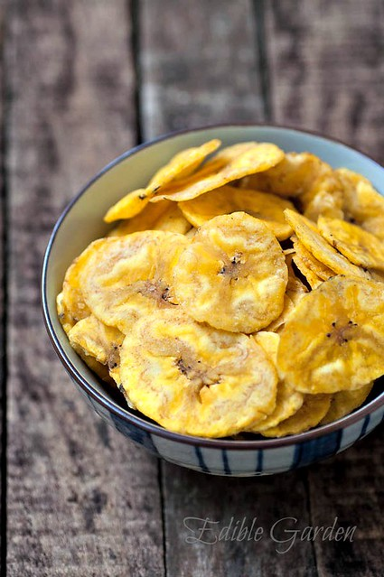 Kerala Banana Chips - Ethakka Chips for Kerala Sadya