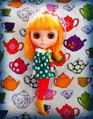 Marigolds Mushroom Couture