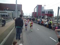 P1040269 (Mirthe) Tags: rotterdam marathon wilhelminaplein ersamusbrug foursquare:venue=4bb4cd38f1b976b0af541f20