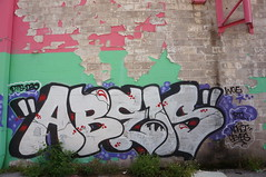 ABELS (zudokato) Tags: graffiti texas houston dts d30 abels rtl dirty30 wge