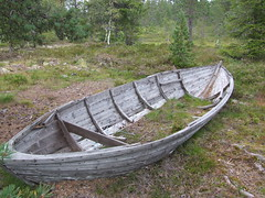 DSCF1744 Used to be a boat (boaski) Tags: summer mountain nature norway norge norwegen norvegia osen noorwegen trysil hedmark norwege sterdalen norwegia sreosen