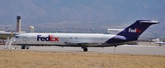 41613-003, N485FE '78 Boeing 727-227 (skw9413) Tags: newmexico aircraft boeing727 kabq n485fe albuquerquesunportairport