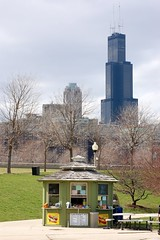 Sears/Willis Tower (clio1789) Tags: chicago searstower grantpark willistower