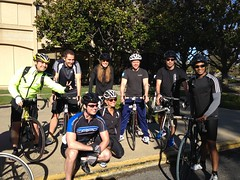 Biking trip (Sensaet) Tags: team startup paloalto siliconvalley app cooliris