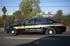 San Joaquin County Sheriff New Graphics (dcnelson1898) Tags: california highway freeway sheriff lawenforcement lodi patrolcar chevycaprice firstresponder sanjoaquincounty deputysheriff sanjoaquincountysheriffsoffice