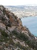 Cliff path on Penyal d' Ifach (Jonathan Rowland) Tags: cliffpath penyaldifach