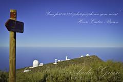 Top of the World (Andee Green Photography) Tags: ocean sea sky nikon horizon atlantic observatory telescope nordic herschel lapalma galileo d3200 not nikonflickraward flickrunitedaward
