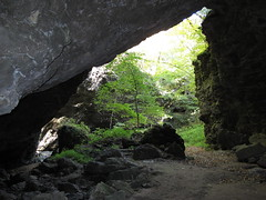 Maquoketa Caves State Park (adamhaydock) Tags: park camping camp state hiking iowa hike caves caving maquoketa cav