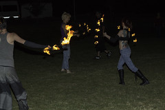 Mourning Fyre-164 (MonochromeB) Tags: dancers display flames group demonstration flaming firebreathing flammable pyrotechnics danc firetwirling fireperformance ninjapyrate