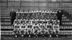 Football Team in 1930s - Washington, DC (vieilles_annonces) Tags: washingtondc thirties 1930s 30s blackcollegefootball blackwashingtonians scurlockphotographyofwashington