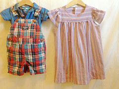 Kids' Homecoming Outfits (Joyful Abode) Tags: chapellehomecoming