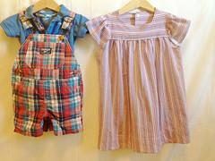 Kids' Homecoming Outfits (Joyful Abode) Tags: chapellehomecoming