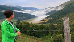 Niebla sobre Belagua (suatroski) Tags: paisaje bosque niebla navarra pirineos valledebelagua