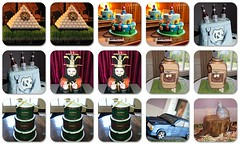collage-groomscake (The Wow Factor Cakes) Tags: collage photos edit animate picture2life