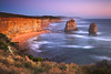 Gibsons Steps (stevoarnold) Tags: longexposure sunset beach water golden glow australia victoria lookout cliffs greatoceanroad gibsonssteps thetwelveapostles