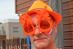 Dutcher than Dutch - Amsterdam (Netherlands) (Meteorry) Tags: party orange holland netherlands face amsterdam europe nederland makeup event april axel beatrix paysbas maquillage inauguration maxima visage queensday koninginnedag willemalexander koninginbeatrix meteorry 2013 abdication koningsdag koningwillemalexander koninginmaxima