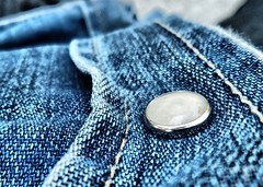 Jeans shirt (Fabio Pariani) Tags: shirt jeans fabric denim botton tessuti bottone tessuto indaco