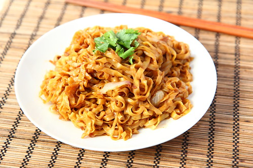 Stir Fried Mee Po