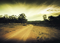 (Peter Whittam) Tags: landscapes countryside amazing bush quiet peaceful australia mining nsw dirtroad act captainsflat 500people cookiemixdesigns peterwhittam upinatreephotography