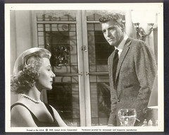 Separate Tables (1958) (addie65) Tags: horse 1950s 1958 drama moviescene moviestill ritahayworth hollywoodland burtlancaster classicactor classicfilm classichollywood separatetables deceasedactor