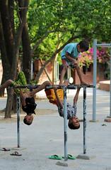 3 idiots (pavel rashed) Tags: friends 3 playing game boys fun three stand strong dhaka idiots bangladesh pavel latif rashed piller