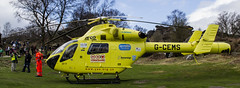 Yorkshire Air Ambulance G-CEMS (Callum Parry) Tags: hospital air yorkshire ambulance patient medical helicopter care emergency services 999 casualty yaa medics northernengland