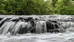 Beargrass rapids (David G Ruth) Tags: park creek nikon ky louisville seneca olmstead beargrass d3200
