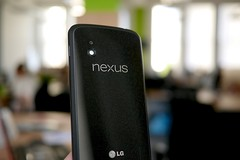 google lg android nexus nexus4 (Photo: Janitors on Flickr)