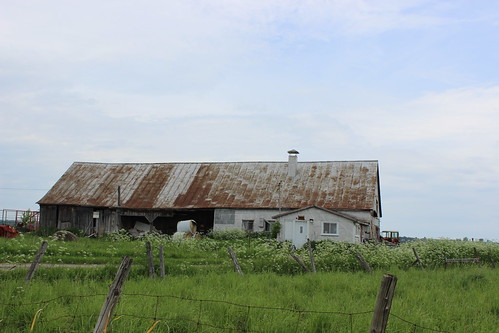 Old Barn in l