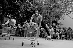C-12 Dance Theatre - Trolleys (c) Henry Krul (28) (Henry Krul) Tags: holland festival dance theatre trolley kos henry op trolleys dans krul zwolle straattheater straat shoppingtrolleys kunsten c12 2013 streetheatre winkelwagens
