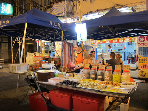 hong kong, hawker, traditional, fruit, candy