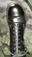 20160604_132140 (rugby#9) Tags: original black feet yellow boot shoe hole boots lace dr air 7 8 indoor icon wear size footwear stitching comfort sole doc cushion soles dm docs eyelets drmartens bouncing airwair docmartens martens dms 8hole 1460 drmartensboots cushioned wair size7 doctormarten yellowstitching