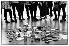 Rie Nakajima, Low @ Serpentine Gallery, London, 30th July 2016 (fabiolug) Tags: rienakajima low serpentinegallery saturdayslive alexkatz quicklight kensingtongardens london sound art soundart installation music gig performance concert live livemusic leicammonochrom mmonochrom monochrom leicamonochrom leica leicam rangefinder blackandwhite blackwhite bw monochrome biancoenero zeisscsonnartf1550mmzm zeisszm50mmf15csonnar zeisscsonnar zeisssonnar zeiss sonnar 50mm sonnar50mm 50mmf15 audience objects legs